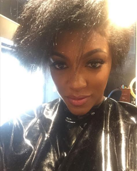porsha williams hair any good porsha williams short haircut is quot razor chic quot