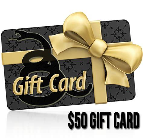 50 Dollar Gift Card - 50 gift card