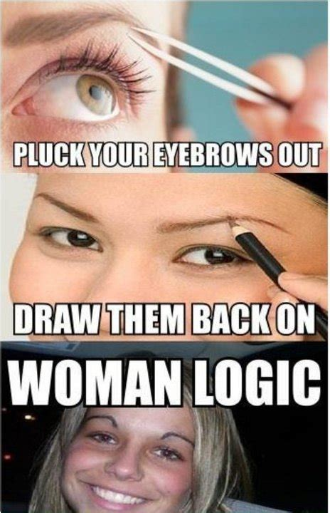 Female Logic Meme - epic snaps