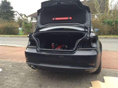 Bmw 1er Coupe M Paket Gebraucht by M Paket Nachr 252 Sten Am Bmw 1er Coupe Cabrio E82 E88