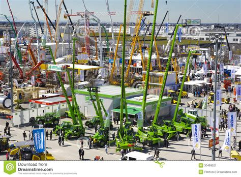 a place for all architecture and the fair society books trade fair for building machines editorial photo image