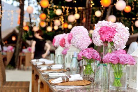 Hochzeitsfeier Tischdeko by Rosa Tischdeko F 252 R Die Hochzeit Heiraten Hochzeit
