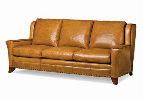 hancock leather sofa products sofas hancock and