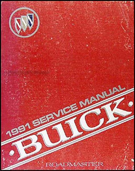 car repair manual download 1991 buick roadmaster electronic throttle control 1991 buick roadmaster estate wagon repair shop manual original