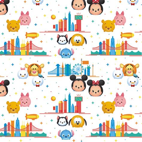 Cp White Big Tsum 45 disney tsum tsum thum travel marshall goods company