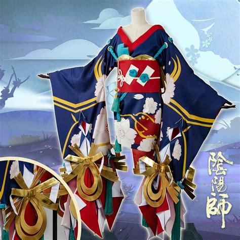 Onmyoji Youtouhime Costume cos onmyoji costume inyodo beautiful skin