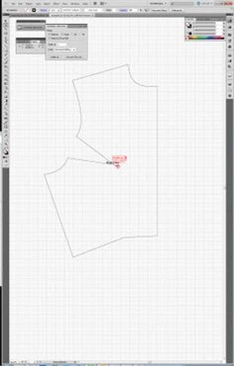 pattern drafting with illustrator cad fashion on pinterest pattern drafting adobe
