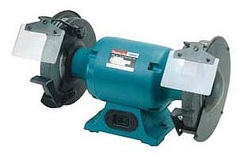 makita bench grinder makita gb800 8 inch bench grinder for 220 240 volts