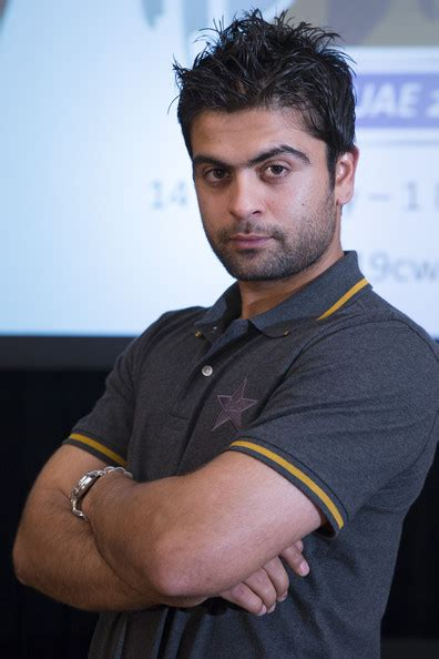 ahmed shehzad photos photos icc u19 cwc schedule launch