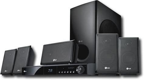 lg 1100w 5 1 ch home theater system lhb335 best buy