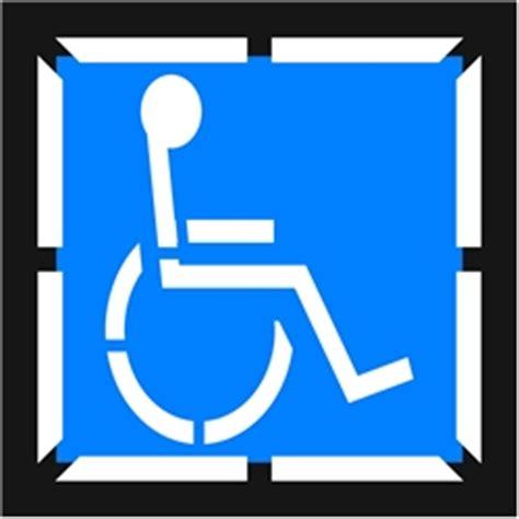 handicap template 36 quot california handicap symbol 1 8 quot thick plastic 2 pcs