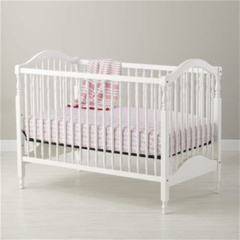 El Greco Crib by Time To Turn In Crib The Land Of Nod Nursery