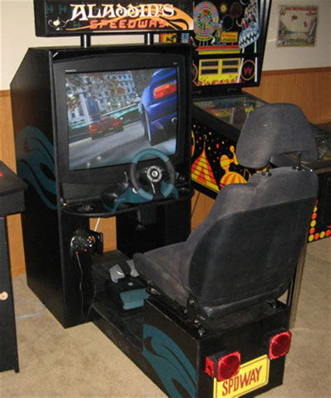 sit arcade cabinet how to build a sit driving arcade cabinet