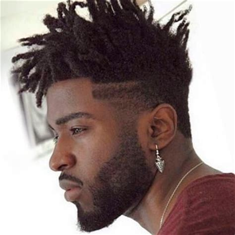 long faded hair styles for afro men 60 haircuts for black men in 2016