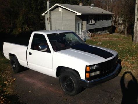 single cab short bed chevy find used 1988 chevrolet c1500 single cab short bed in