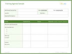 agenda template free free agenda template for word effective agendas