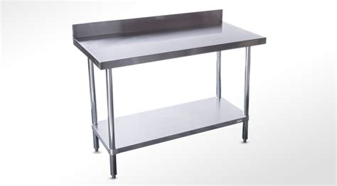 fastkitchenhood fully stainless steel kitchen tables