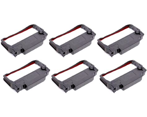 Epson Ribbon Catridge Erc 38 Black Murah epson erc 38 black ribbon cartridges 6pack quikship