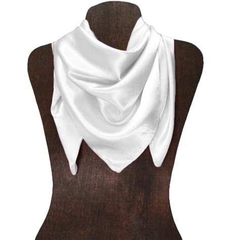 knitted white scarf white liverpool knit scarf