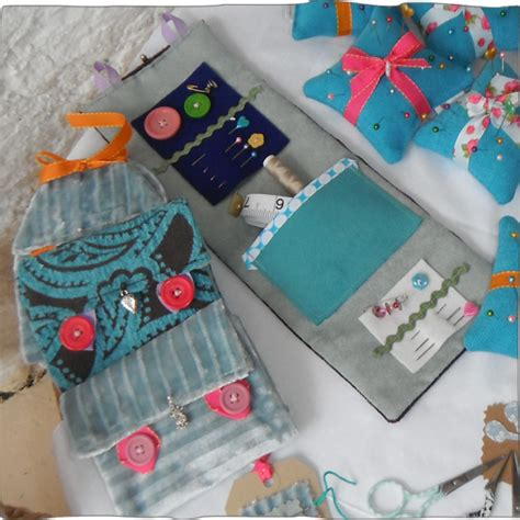 Handmade Kits - sewing kit handmade ethical kidz