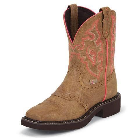 justin boots womens justin womens l9604 boots