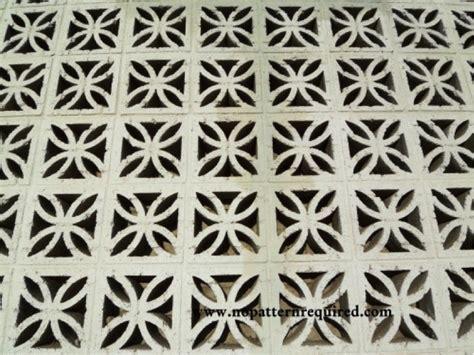 flower pattern concrete blocks human limits michael j joyner m d