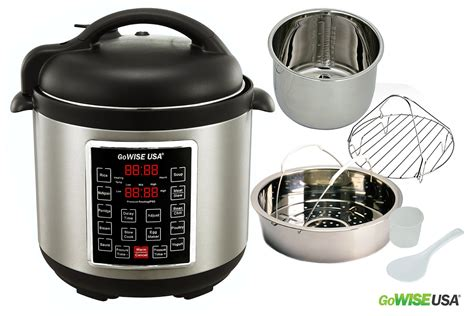 Steam Rack electric pressure cooker with steam rack steam basket rice
