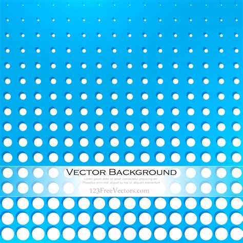 blue dot background illustrator by 123freevectors on abstract blue dots background vector by 123freevectors on