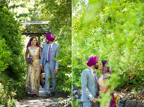berkeley botanical garden wedding harman south american sikh fusion wedding at uc