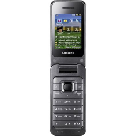 sim free mobile phones samsung c3560 sim free mobile phone from conrad electronic uk