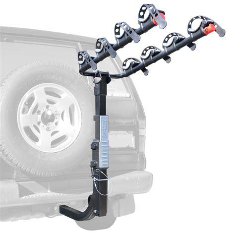 Allen Bike Rack Fit List by S645 Premier 4 Bike Hitch Carrier For Spare Tire Allen