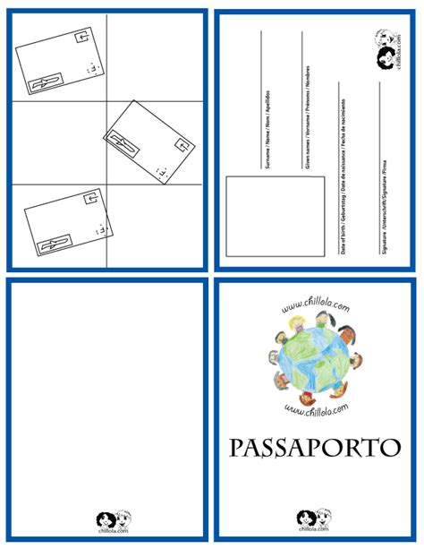 italian passport template passport italian passport template passport for