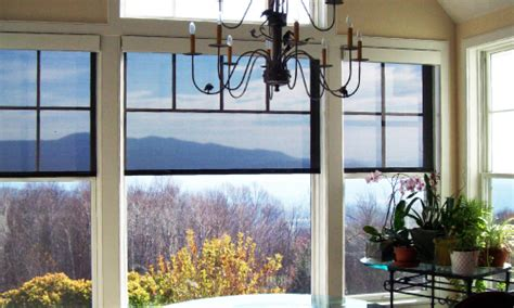 window solar shades interior interior solar shades vermont vt interior solar window shades
