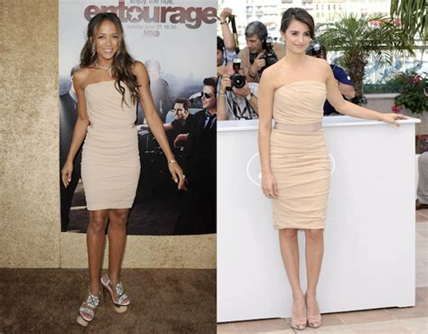Who Wore It Better Dolce Gabbana by Who Wore Dolce Gabbana Better Penelope Or Dania