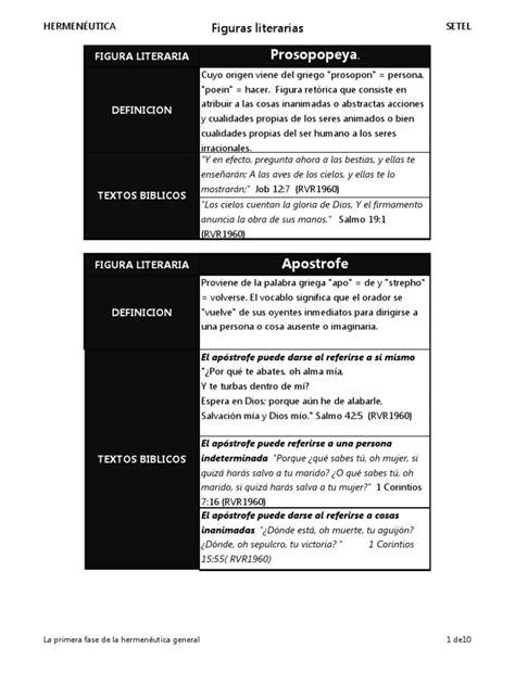 imagenes literarias pdf figuras literarias