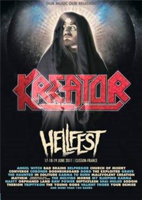 kreator pleasure to kill live at resurrection fest 2014 kreator live hellfest 2011 dvd bootleg spirit of