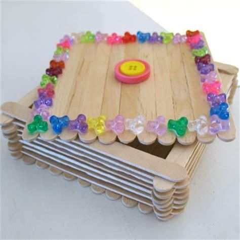 kid craft box crafts for