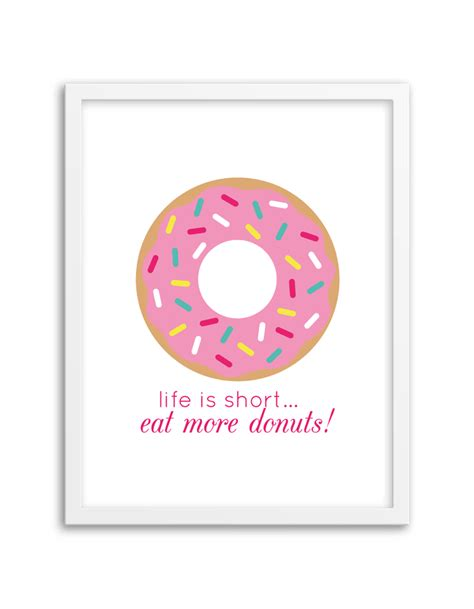 create printable wall art free printable donut wall art printable art pictures in