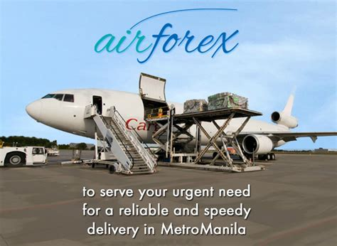 air cargo forex cargo florida balikbayan box shipping service