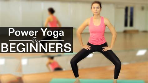 power yoga tutorial video 10 minutes power yoga sequence for beginners youtube