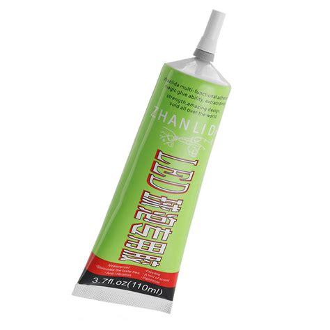 Adhesive Clear Led Screens - 110ml glue resin clear adhesive led bulb adhesive bond