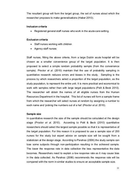 nursing research paper exle nursing research paper exle