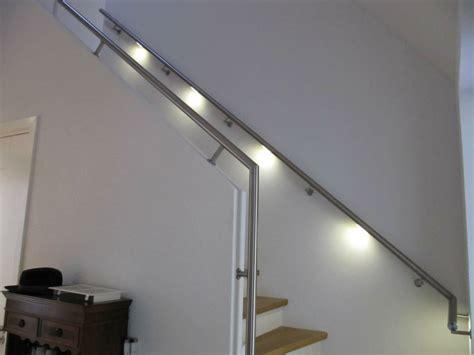 beleuchtung im handlauf led handlauf mit monocolour system led beleuchtung handlauf