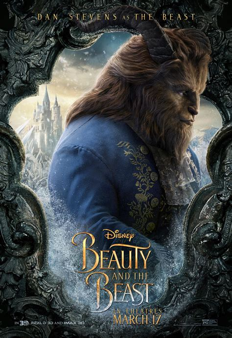 beauty and the beast beauty and the beast 2017 poster 17 trailer addict