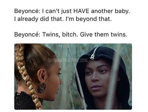Pregnant Meme Tumblr - beyonce pregnant with twins memes funny reactions teen com