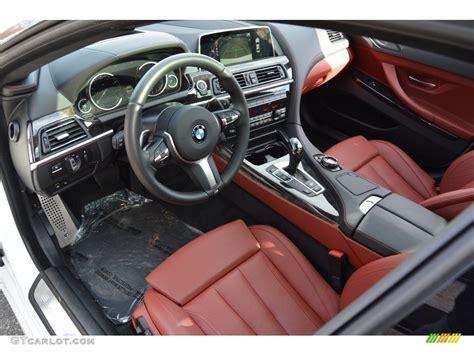 Bmw 6 Series Interior by Vermillion Interior 2016 Bmw 6 Series 650i Gran Coupe