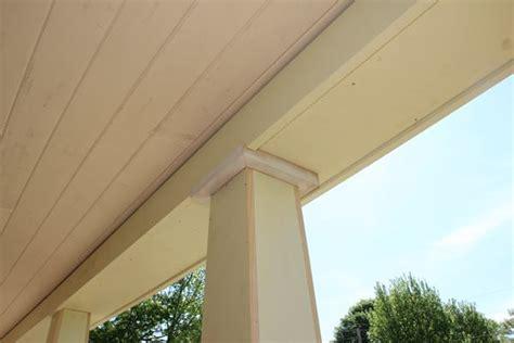 Journal Of Light Construction journal of light construction craftsman porch columns