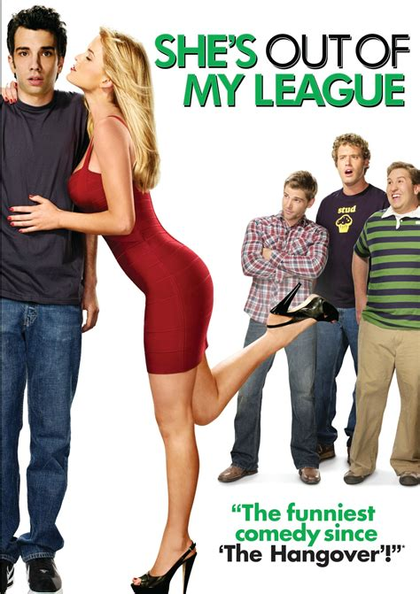 shes out of my league she s out of my league dvd release date june 22 2010