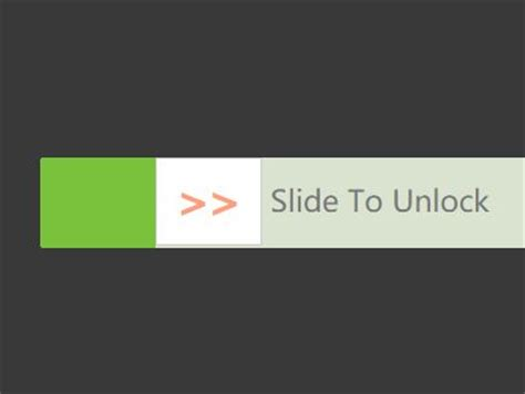 jquery slide div jquery plugin to create slider to unlock slider