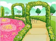 Botanic garden clipart - Clipground House With Garden Clipart